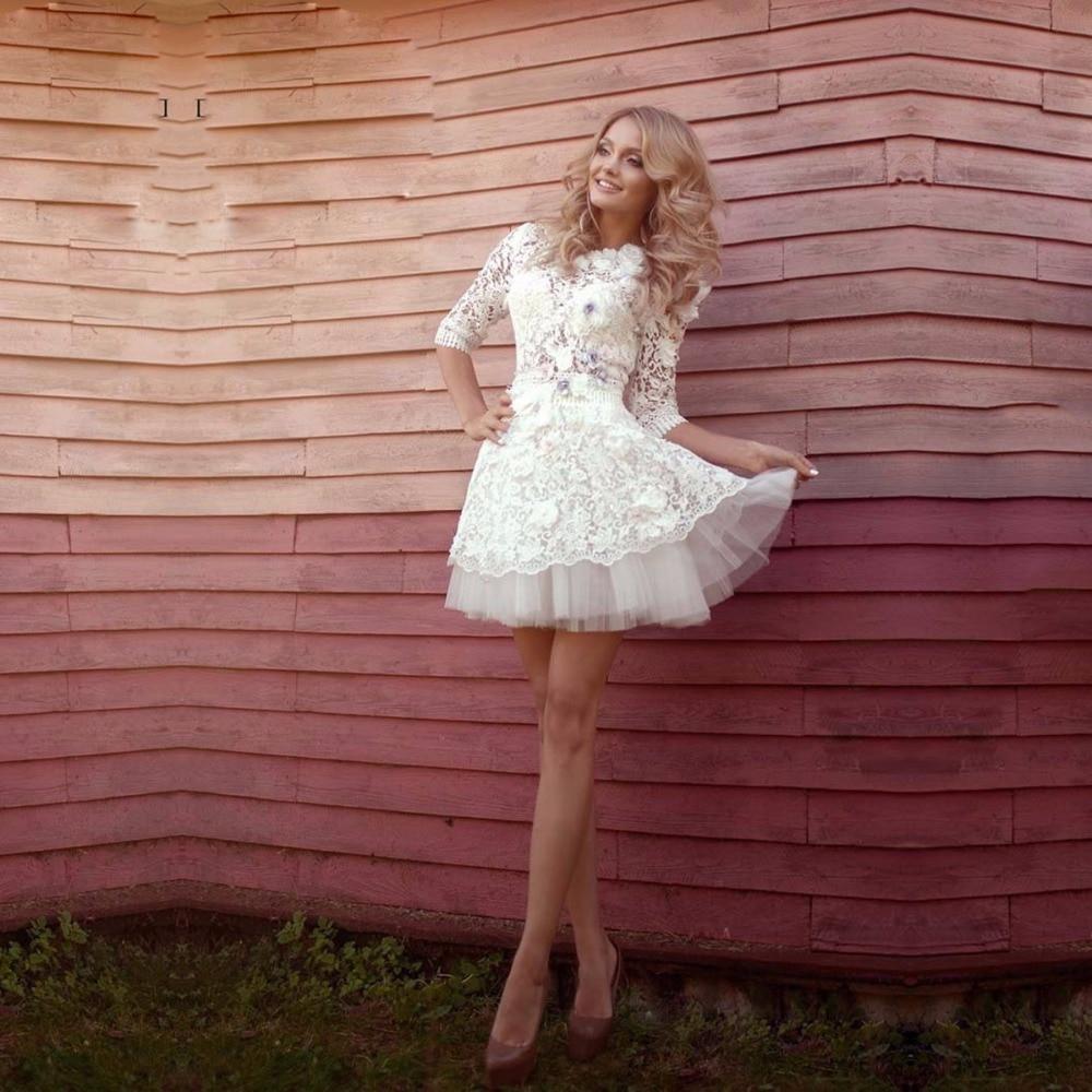 Vestidos blancos bonitos y baratos
