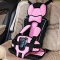 Assento Do Bebê no Carro da moda, Tamanho Grande Tampa Do Cinto de segurança Crianças, Crianças Recém-nascidas Almofada de Viagem, 5 pontos Arnês, Tecidos Respiráveis