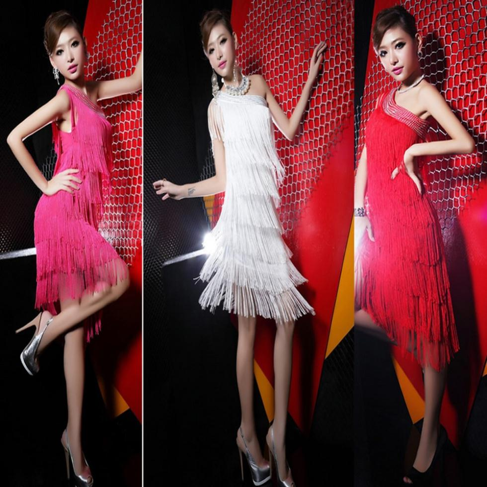Online Buy Wholesale salsa latin dance club dress from China salsa ...