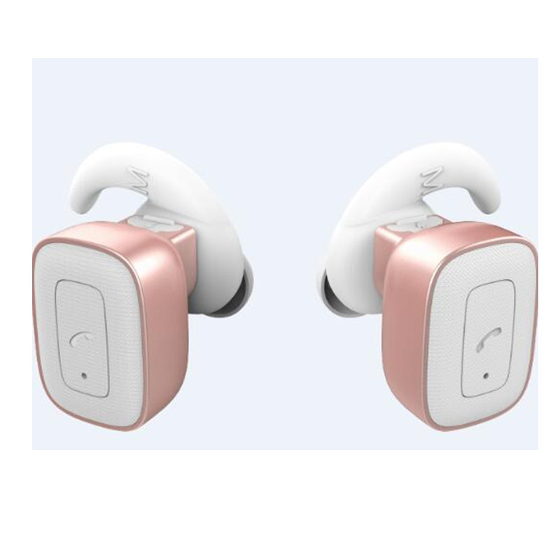 HiFi Earphones Mini Wireless Bluetooth Stereo Headset Sport Earbud Portable Earpiece for Iphone 7 huawei xiaomi Headphones image