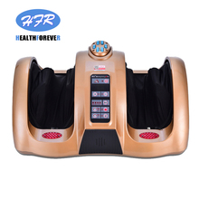 HFR-8802-5 electric portable heated beautician shiatsu air compression hot legs full Foot calf and leg massager