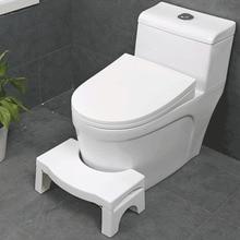 新資格 squatty 浴室厚み折りたたみポータブルスツールトイレスツールステップフットスツール杭救済援助安全折りたたみスツール