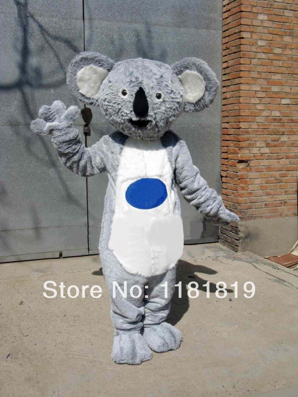 Acquista A Buon Mercato Mascotte Koala Costume Della Mascotte Vendita Calda Halloween Cartoon Character Fancy Dress Costume Di Carnevale Vestito