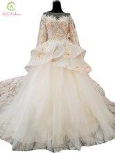 Nouvelle robe de mariage haut de gamme