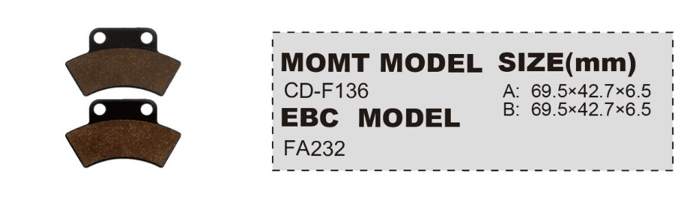 все цены на 8 PAIRS BRAKE PAD FOR HISUN 800CC UTV REAR PARKING ONE PACK INCLUDE 16 PIECES BRAKE PAD онлайн