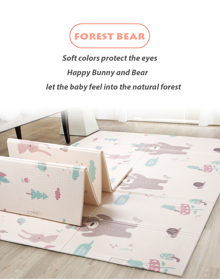 HTB1GizKbifrK1RjSspbq6A4pFXaG Infant Shining Foldable Baby Play Mat Thickened Tapete Infantil Home Baby Room Puzzle Mat  XPE 150X200CM Splicing 1CM Thickness