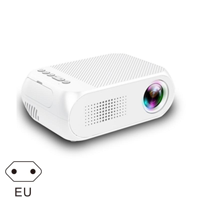 mini projetor domestico hd 1080 p led multi media projetor de cinema em casa as99