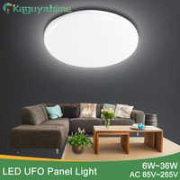 Kaguyahime Round LED Panel Light 18W 24W 36W UFO LED Surface Ceiling Square Light 85-265V Modern Ceiling Lamp For Decoration Hom