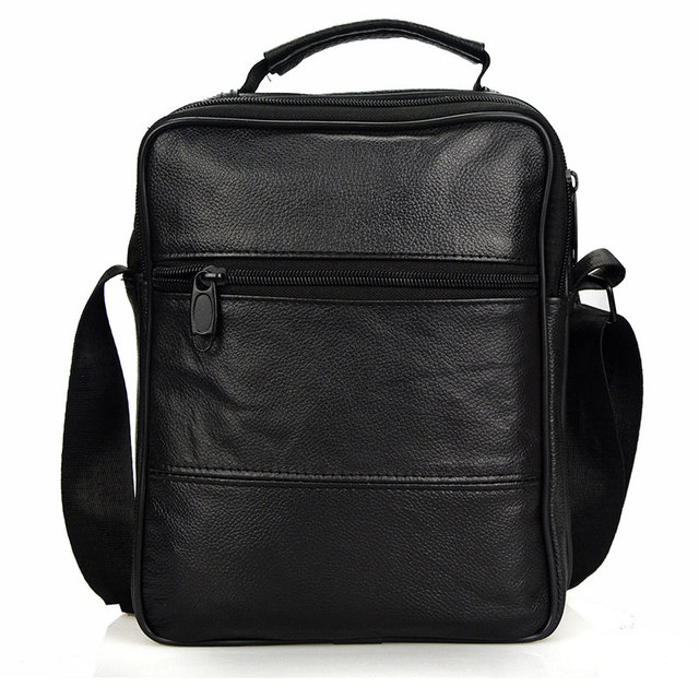 Brand Men Bag 2018 Fashion Mens Shoulder Bags High Quality Leather Casual Messenger Bag Business Men's Travel Bags Handbags