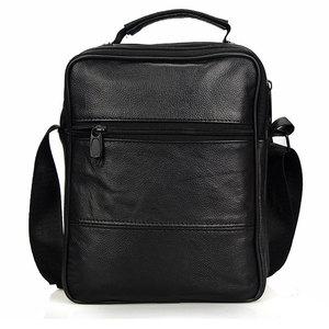Image 2 - Brand Men Bag 2020 Fashion Mens Shoulder Bags High Quality Leather Casual Messenger Bag Business Mens Travel Bags Handbags