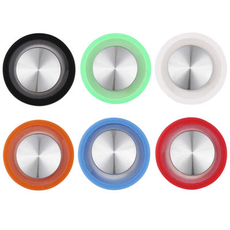 Round Game Joystick For Android Tablet Metal Button Controller For Controller With Suction Cup Mobile Phone Rocker