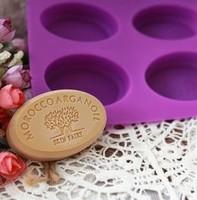 Morocco Argan Oil Candy Maker Cake DIY Silicone Ice Sugar Chocolate Glue Gel Cube Ball Maker