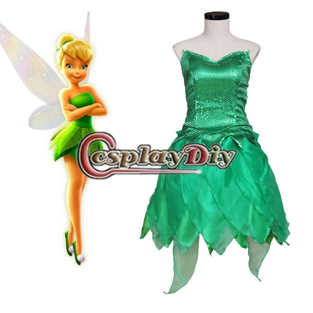 tinkerbell costume naked video