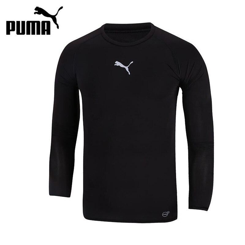 Original New Arrival 2017 PUMA TB_L/S Tee Quick Dry Men's  T-shirts  Long sleeve Sportswear original new arrival 2017 adidas club tee men s t shirts short sleeve sportswear