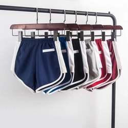 Новинка Лето 2019 шорты женские повседневные шорты тренировки узкие короткие черные женские шорты