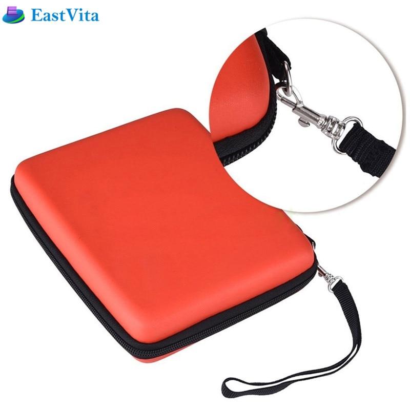 Eastvita Eva Protector Hard Case Cover For Nintend 2ds Bag Card Holder S Mini Handheld Player Bags Box Eoly