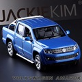 High Simulation Exquisite Collection Toys Caipo Car Styling Volkswagen Amarok Model 1:30 Alloy Truck Model Fast Fruious