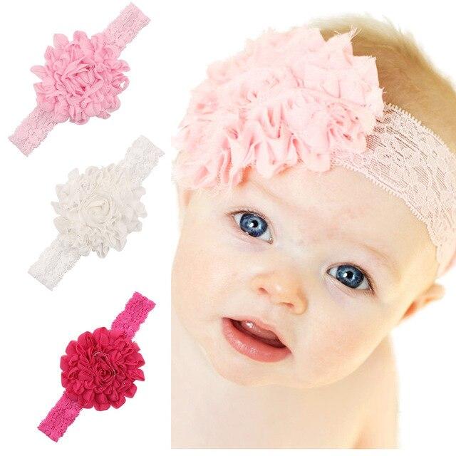 Aliexpress buy hairband embroidery chiffon flowers lace hairband embroidery chiffon flowers lace fresh hair accessories headband hair weave band pmusecretfo Images