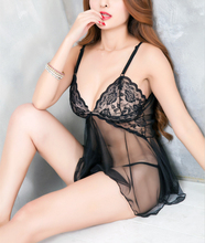 Women's Sexy Lingerie Hot Lace Dress Sexy Underwear Sleepwear G-string Sex Costumes for Women Lenceria Erotica Dress Sex