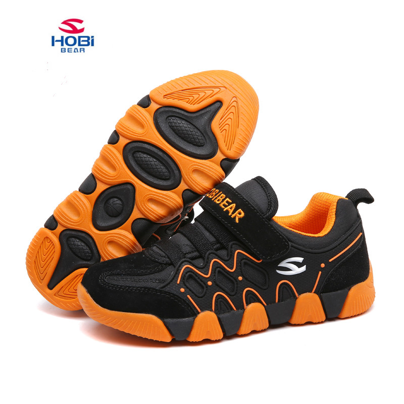 2018 Children Shoes For Girls Boys Sport Shoes Kids Fashion Sneakers spring running Child Leather Breathable Casual Shoes Rubber 2016 new shoes for children breathable children boy shoes casual running kids sneakers mesh boys sport shoes kids sneakers