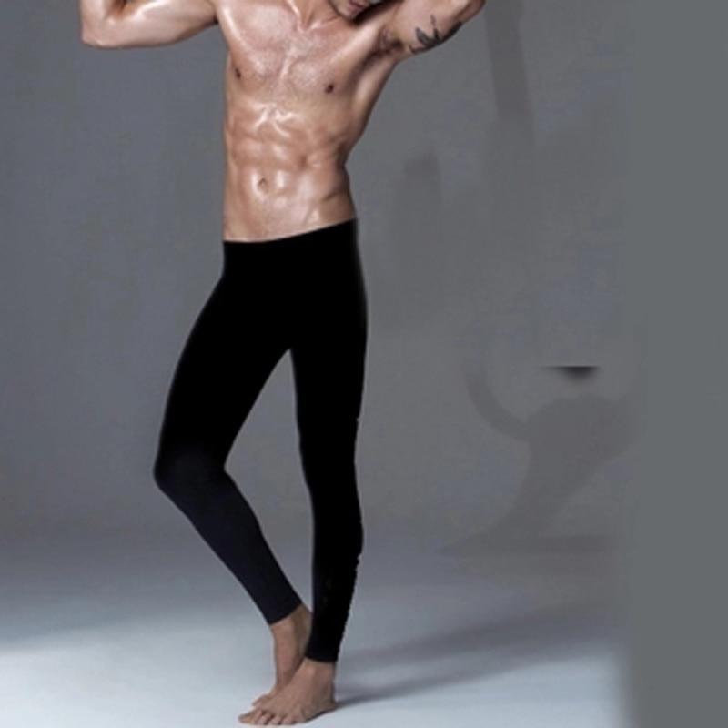 Men s ninth pants thick gay pantyhose sexy gay underwear