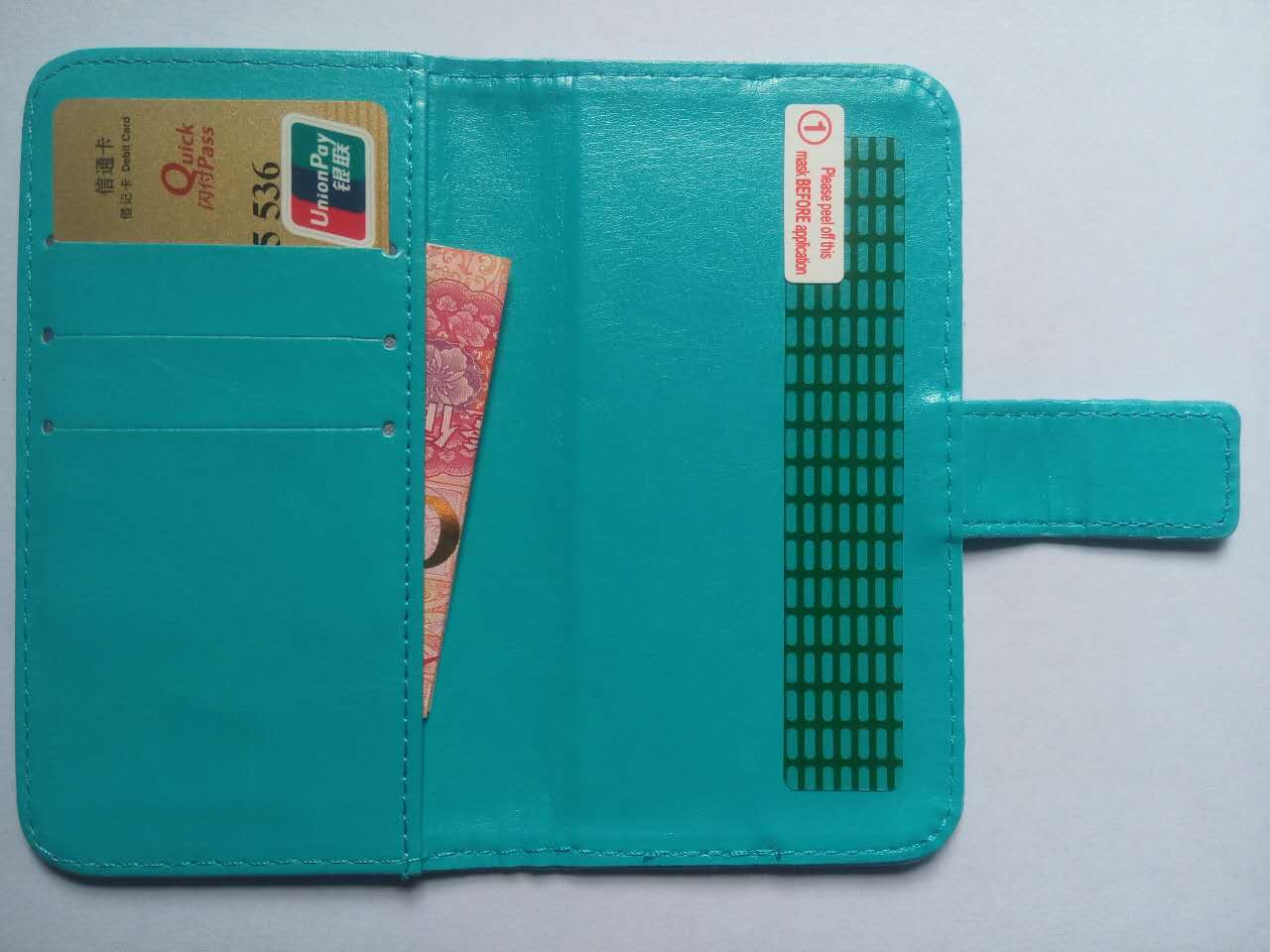 Yooyour Case Oukitel C5 Pro Fashion Luxury Protective Flip Կաշվե - Բջջային հեռախոսի պարագաներ և պահեստամասեր - Լուսանկար 6