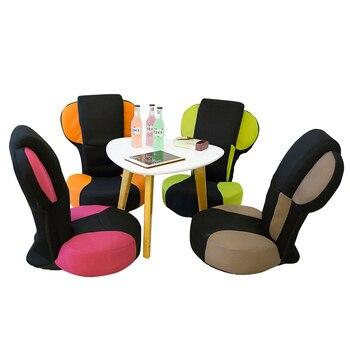 Напольное складное игровое кресло для йоги, 14 угловых регулируемых передних и задних сидений, эргономичное кресло на коленях, офисное кресл...