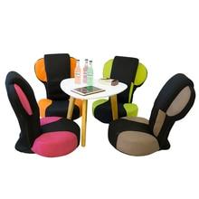 Пол складной Йога игровые кресла 14 регулируемый угол спереди и сзади локоть отдыха эргономичное кресло коленях офисные Йога осанка Упражнение