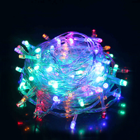 25M 200LED Christmas LED Light String 220V Wedding Holiday Night Party Outdoor Indoor Decoration LED Lights
