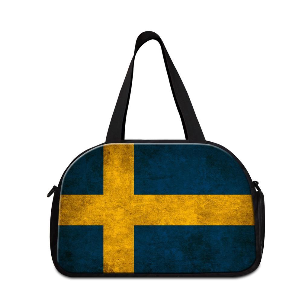 bandera de España NEW bag for sports shoes school Gym sack with flag of Spain