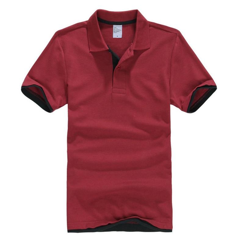 Mens Polo Shirts Men Desiger Polos Men Cotton Short Sleeve Shirt Clothes Jerseys Golf Tennis Polos Drop Shipping ABZ105