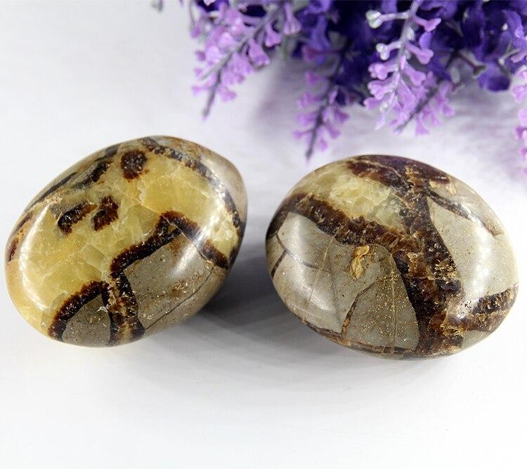 2015 Natural Labradorite септариаты Jasper Tumbled Stones - Үйдің декоры - фото 1
