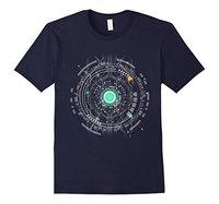 Cpu Computer Nerd Digital Geek Space Ship Fun T Shirt Tshirt O Neck Summer Personality Fashion