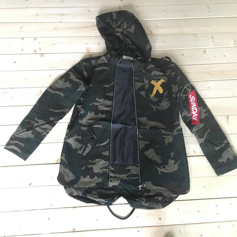 HTB1Gj6YdjfguuRjy1zeq6z0KFXaP Camouflage Jacket Men Coats High Street Ribbon Patchwork Cotton Men X Print Bomber Coat Autumn Harajuku Pilot Flight Jacket