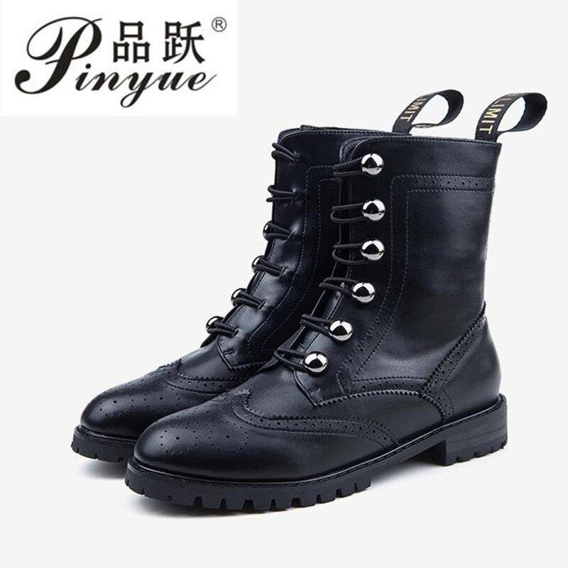 930f5da5f5dc7 41 Cuir Femme Chaussures 2019 Femmes Offre Conventional En Martin 34 Taille  Grande Mi Bottes mollet Microfibre Spéciale p8qIf