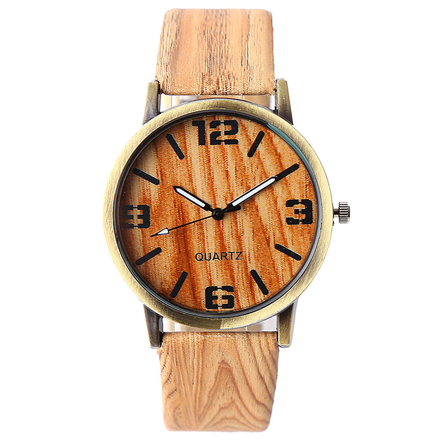 font b Mens b font Wood Grain font b Watches b font Brand Luxury Fashion