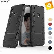 Case For Huawei Nova 4 Cover Armor Shockproof Phone Back Funda Capa