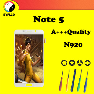 100% Brand New LCD For Samsung Note 5 Di