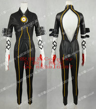 Hot Game Movie Anime Bayonetta Cosplay Costume Women's Jumpsuit Any Size Free Shipping