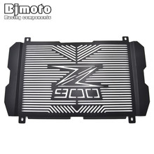 RG-KA009 Motorcycle Radiator Guard Stainless steel Cover Protector Guard For Kawasaki z900 Z 900 2017 Motorbikes