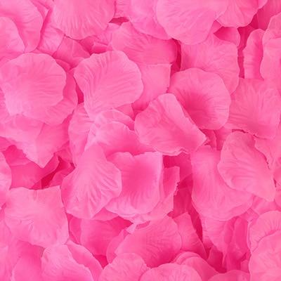 2000pcs/lot Wedding Party Accessories Artificial Flower Rose Petal Fake Petals Marriage Decoration For Valentine supplies 32