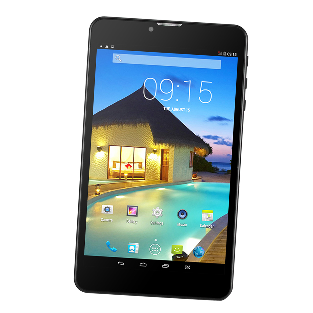 цена на PC 8' IPS Screen 3G Tablet Android 4.4 1GB RAM+ 8GB ROM Bluetooth Wi-Fi HD