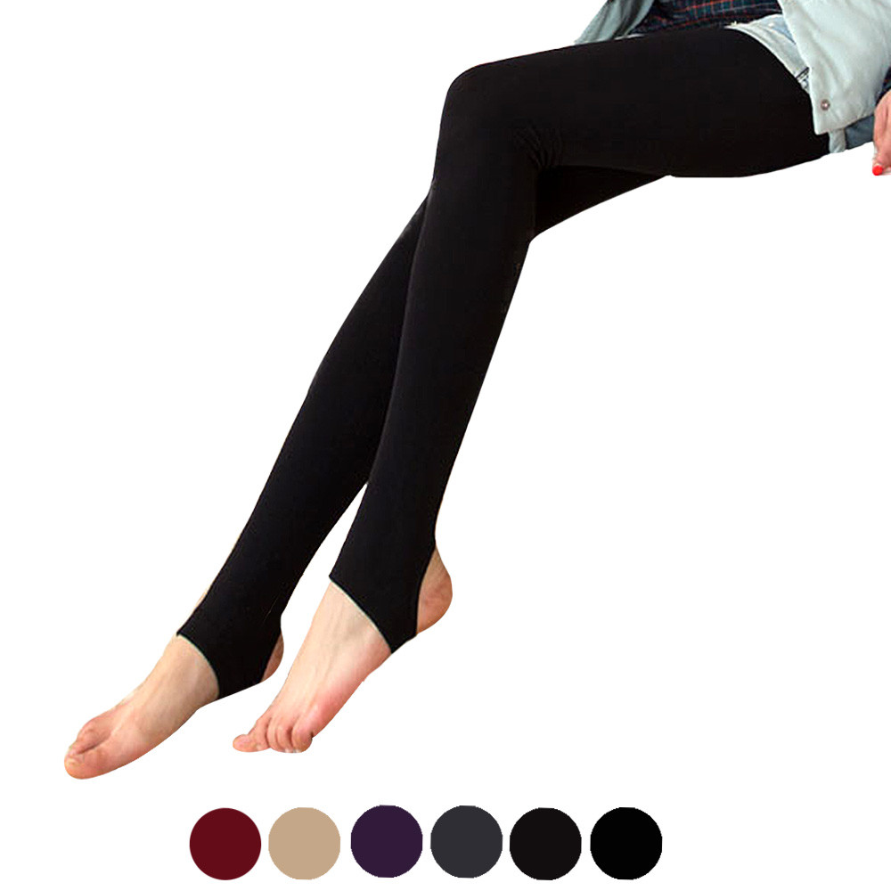 Leggings pantalon femme pants Women trousers Sexy legging Primer Autumn And Winter Solid ...