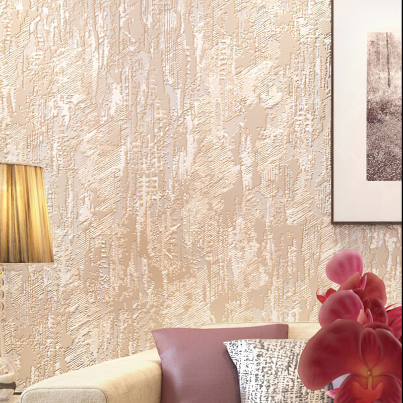 beibehang papel parede papel mural Modern Solid Mottled Wallpaper 3D Simple Living Room Decor Wallpapers Mural Wall Decals paper beibehang papel mural arrival romantic warm dandelion wedding decor 3d wallpaper non woven wallpapers mural floral wall pape