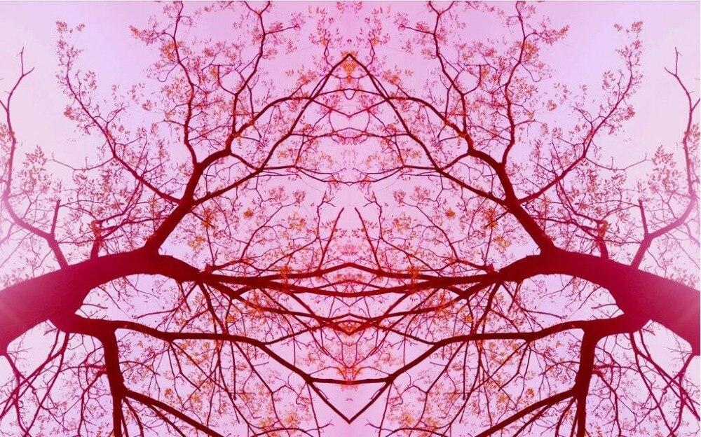 Kustom 3d langit langit mural Mimpi pink 3d ruang wallpaper landscape langit wallpaper untuk langit langit 3d mural dinding langit langit dinding kertas di ...