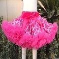 Nuevos cabritos de las muchachas de la falda del tutú partido de la princesa desgaste de la danza del Pettiskirt de vestuario gota libres PETS-168