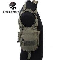 Anti-thief Hidden Security Bag Underarm Shoulder Armpit Bag for Phone/ Money/ Passport Tactical Multi-purpose Concealed Bag