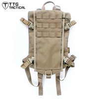 MOLLE Camouflage Military Backpack Large Capacity Travel Rucksack 1050D Nylon Utility Combat Backpack