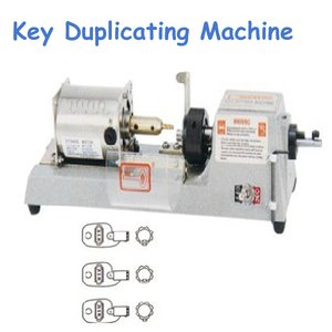 Tubular Key Cutting Machine 22