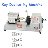 Tubular Key Cutting Machine 220V/50HZ Key Duplicating Machine Locksmith Supplies Tools WENXING 423A